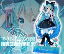 Vocaloid Hatsune Miku Anime Cosplay Mobile Phone Holder Figure Acrylic Christmas