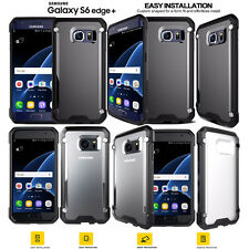 For Samsung Galaxy S6 edge+ Plus Shockproof Silicon Bumper Tpu Protective Case