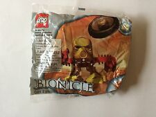Lego Bionicles Jala 1391 McDonalds Happy Meals Toy Premium