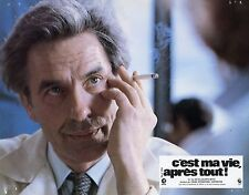 JOHN CASSAVETES WHOSE LIFE IS IT ANYWAY? 1981 VINTAGE PHOTO LOBBY CARD