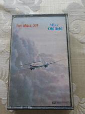 MIKE OLDFIELD - FIVE MILES OUT - ORIGINAL 1982 VIRGIN RECORDS AUDIO CASSETTE