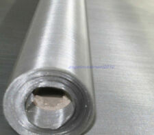 1pc new stainless steel 316 400 mesh filtration 30*30cm 12''*12'' woven wire