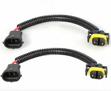 2pcs CARCHET H8 H9 H11 Wiring Harness Socket Wire Connector Plug for Head Light