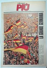 56112 il Messaggero PIU' 1990 La grande Germania - Muro di Berlino; I 16 Lander