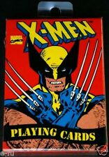 1993 Marvel X-MEN Playing Cards NEW Sealed WOLVERINE GAMBIT MAGNETO PROFESSOR X