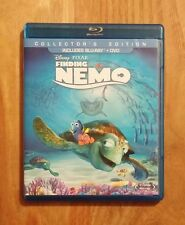 Finding Nemo (2003) Like New Collector's Edition Blu-ray + DVD Pixar, Disney