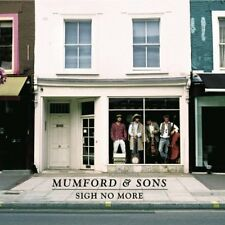 MUMFORD & AND SONS ( BRAND NEW CD ) SIGH NO MORE ( DEBUT )