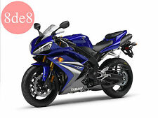 Yamaha YZF R1 (2007)  - Manual de taller en CD