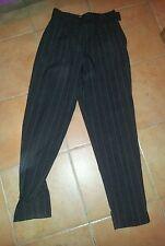 Pantalon gris ETAM Taille 38