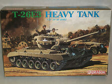 Dragon 1/35 Scale T-26E3 Heavy Tank