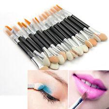 100 Disposable Sponge Make-Up Cosmetics Eye Shadow Eyeliner Lip Brush Applicator