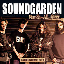 SOUNDGARDEN New 2017 UNRELEASED EARLY CAREER 1990 LIVE CONCERT CD