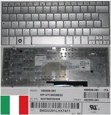 Clavier Qwerty Italien HP MINI 2133 2140 MP-07C96I06930 468509-061 482280-061