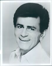 Famed American Radio Deejay Casey Kasem Press Photo