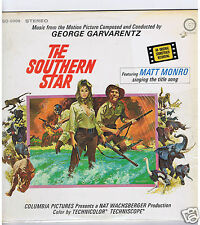 LP OST GEORGES GARVARENTZ THE SOUTHERN STAR FEATURING MATT MONRO