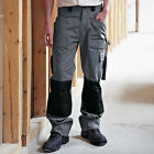 Dickies Grafter Duo Tone Trousers+ Kneepads (WD012) Work Building heavy duty