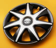 "4x15"" NISSAN  Micra,Note,Almera...WHEEL TRIMS,COVERS, HUB CAPS, SET OF 4x15 inch"