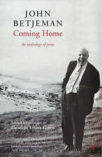 Coming Home Betjeman  John 9780099268437