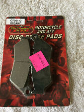 PERFORMANCE PLUS 07061-O ORGANIC BRAKE DISC PADS