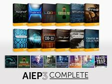 AIR MUSIC TECHNOLOGY NEW ULTIMATE AIEP COMPLETE SYNTH PLUGIN BUNDLE