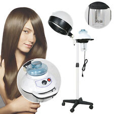 Professional Hair Steamer Rolling Stand Base Beauty Hood Color Processor Machine