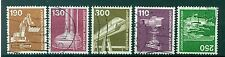 Allemagne -Germany 1982 - Michel n. 1134/38 - Timbres-poste ordinaires