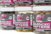 MAINLINE BANOFFEE FLAVOUR BALANCED WAFTERS 18mm, FOR CARP FISHING