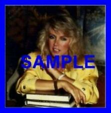 ORIGINAL TRANSPARENCY - ACTRESS DONNA MILLS - ABBY CUNNINGHAM KNOTS LANDING 87