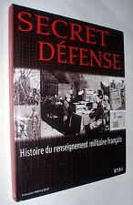 Constantin Parvulesco Secret défense Histoire renseignement militaire français