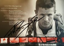 Felix Baumgartner Signed Autographed Photo AUTHENTIC Red Bull Stratos