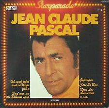 Jean Claude Pascal - Starparade: 12 Schlager & Chansons (HörZu LP Germany 1980)