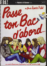 PASSE TON BAC DABORD  - DVD - REGION 2 UK