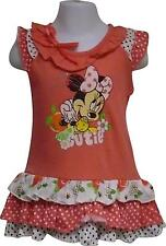 NEW Baby Girls Disney Minnie Mouse Dress Pink 18 Months (K.W)
