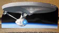 "Star Trek USS Enterprise NCC-1701A Tabletop Display Standee 10.5"" L"