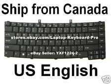 Acer Travelmate 5330 5710 5710G 5720 5720G 5520 5520G 5530 5730 Keyboard - US