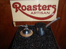 Espresso Coffee Beans High Roast  Roasters Artisan Small Taster Pack 100gms Only