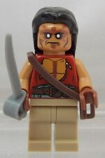 LEGO: MINIFIG: PIRATES of the CARIBBEAN: Yeoman Zombie