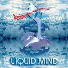 Ambience Minimus CD Liquid Mind MT New Age Healing Meditation Sleep Aid Relax