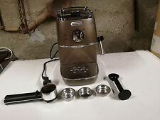 Appareil à Espresso à pompe De'Longhi Distinta ECI341.BZ machine à café Delonghi