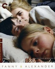 Fanny & Alexander [Criterion Collection] [3 Discs (2011, Blu-ray NEUF)3 DISC SET