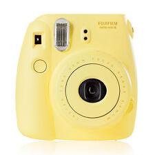 Fujifilm Instax Mini 8 Instant Kamera gelb Sofortbildkamera (62 x 46mm)