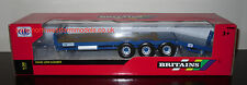Britains farm 43006 kane low loader trailer (mib)