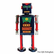 Saint John d-73 ROBOT tin toy collezionismo-Meccanico Wind Up by ST. John