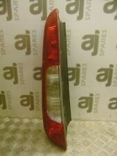 FORD C-MAX ZETEC 1.6 TDCI 2004 DRIVERS SIDE REAR LIGHT CLUSTER WITH BULB HOLDER
