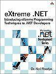 eXtreme .NET: Introducing eXtreme Programming Techniques to .NET Developers (Mic