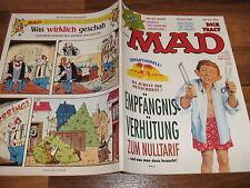 MAD  # 260 -- DON MARTIN SINGT WEIHNACHTSLIEDER / VERHÜTUNG zum NULLTARIF