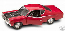 1970 AMC Rebel Red 1:18 Road Legends YatMing 92778