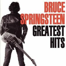 Bruce Springsteen : Greatest Hits CD (1995)