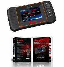 VOL II OBD Diagnose Tester past bei  Volvo S60, inkl. Service Funktionen