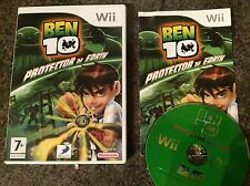 Ben 10 Protector Of Earth Wii Game! Complete! Look In The Shop!